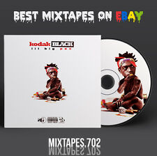 Kodak Black - Lil Big Pac Mixtape (CD/Front/Back Artwork) 2016