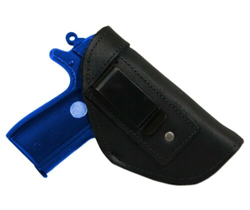 Mag Pouch for Bersa Colt Mini 22 25 380 New Barsony Black Leather IWB Holster