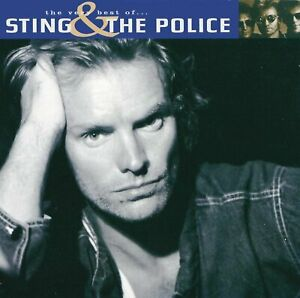 Sting-amp-The-Police-The-Very-Best-Of-2002-CD-NEW-Greatest-Hits