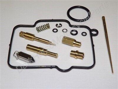 Carburetor Carb Repair Rebuild Kit Honda XR650R 00-06 K/&L 18-5677
