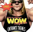 Wow Magazine Entrance Themes by Various Artists (CD, Feb-2000, Beast Records)