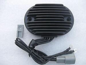 harley voltage regulator 38amp fits 01 06 softail 04 05 dyna 74610