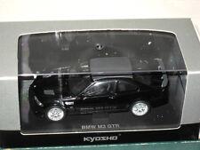Kyosho 2000-2006 BMW M3 E46 Street Version 1/43 Diecast #03531BK Black