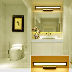Details About Led Wall Lamps Bathroom Mirror Light Waterproof 11w Lighting Ac85 265v