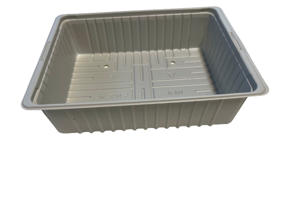 10 Pcs. Sustainable Aussaatschale Seed Tray 18, 5x14cm Recyclable