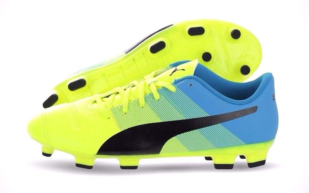 52019bed0a6 Puma Evo Power 4.3 FG FG FG 10353601 Soccer Cleats Men 22e55b ...