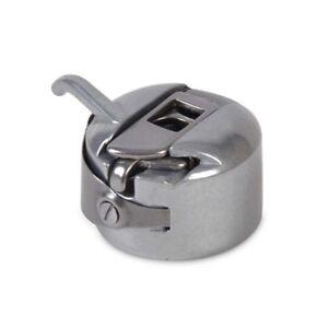 Silver-Metal-Sewing-Machine-Bobbin-Case-For-Brother-Janome-Elna-Bernina-Singer