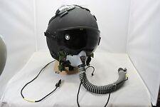 HGU-55/P FLIGHT HELMET Gentex W/ Oxygen Mask MBU 12/P Size: X Large (A2472)