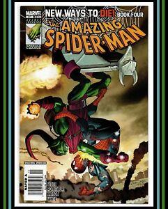 Amazing-Spider-Man-571-NeWSSTaND-3-99-PRiCe-VaRiaNT-2008-Marvel-VF-NM