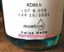 huile suisse synthétique De montre Moebius 9010 synt a lube oils 2021 Fiole 1 ml