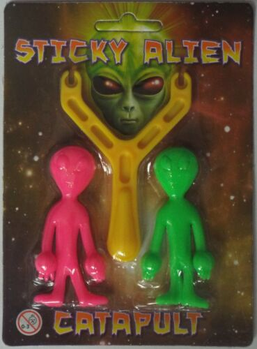 Details about  /Novelty Boys Girls Alien Catapult Toy Xmas stocking Party Bags *1st Class Post*