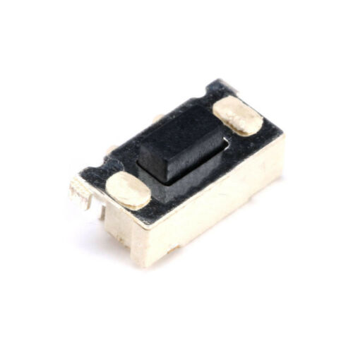 3x6x3.5mm Momentary Tactile SPST Push Button Switch Side SMD 2-Pins PCB Mounted