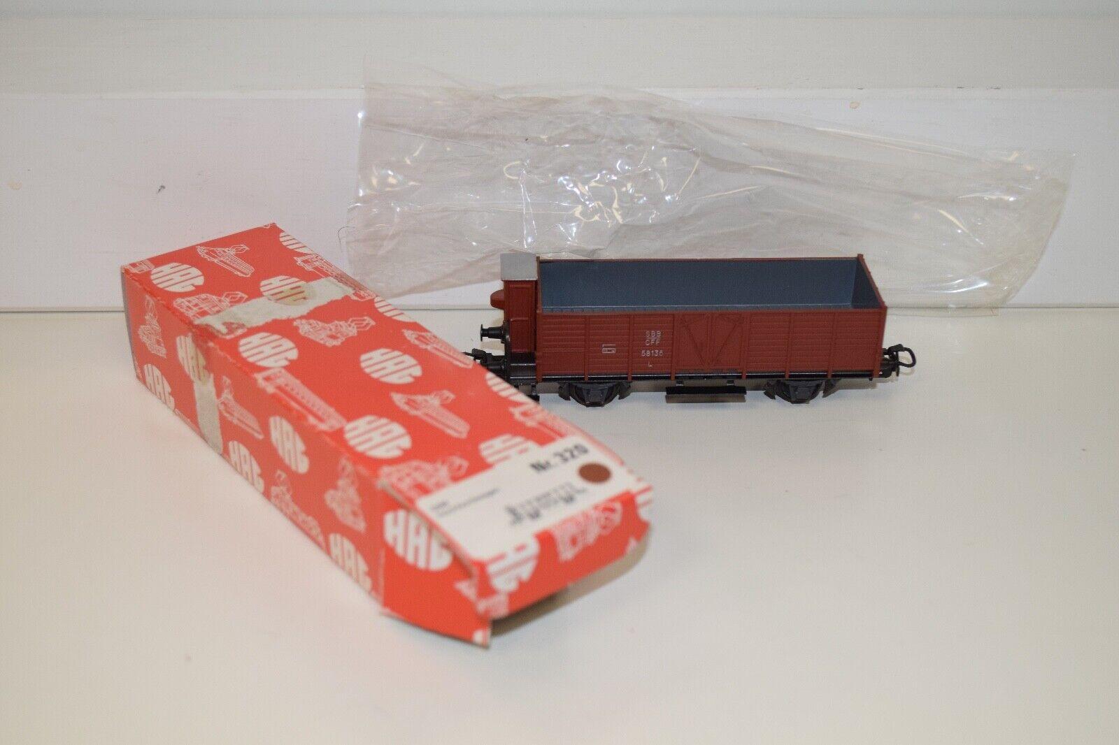 371711 hag 320 SBB alto bordo Cochero marrón pista h0