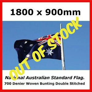 100-AUSTRALIAN-MADE-HEAVY-DUTY-FULLY-SEWN-AUSTRALIAN-STANDARD-SIZE-OUTDOOR-FLAG