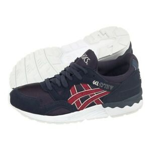 ASICS GEL LYTE V GS India Ink/Borgogna RAGAZZI RRP 49.99