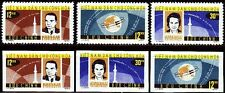 Vietnam 1964 ** Mi.298/00 A+ B Weltraum Space Wostok [sp1022]