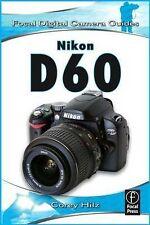 Nikon D60 (Focal Digital Camera Guides), Hilz, Corey, New Book