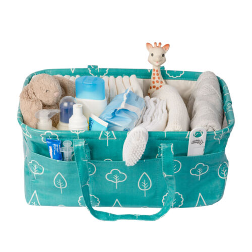 Factory Seconds Wipeable Nappy Caddy by Nested Fox