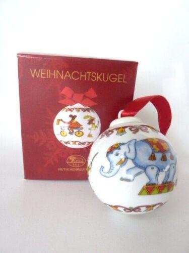 Hutschenreuther Porzellan WEIHNACHTSKUGEL Design Ole Winther Auswahl
