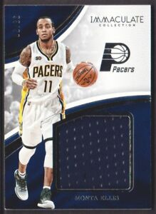 2016-17-Immaculate-Collection-Standout-Materials-MNE-Monta-Ellis-Jersey-93-99