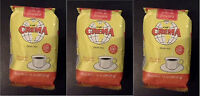 Crema Brand Coffee From Puerto Rico, 3 Bags Ground Coffee, 14oz -