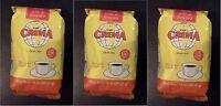 Crema Brand Coffee From Puerto Rico, 3 Bags Ground Coffee, 14oz