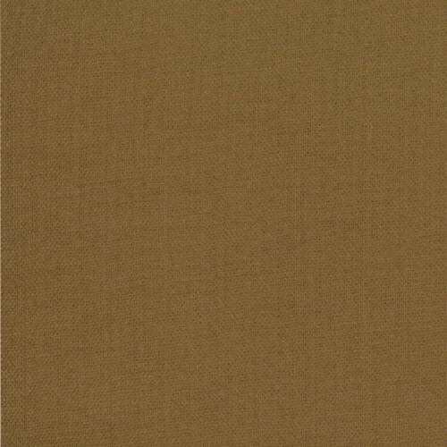 Moda Fabric 100/% Cotton Earth Bella Solids