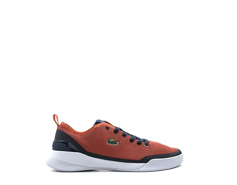 Chaussures LACOSTE Homme rouge PU,Tissu 734SPM0007-RS7S