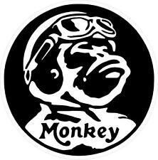"#2531 1 6.0/"" Honda Monkey Tank Decal Window Z50 sticker fully laminated"