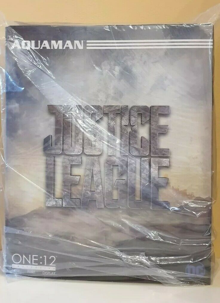 Mezco one 12 collective aquaman Figure NEW