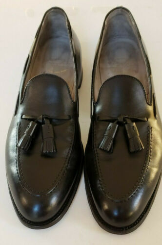 Alden High End Men's Shoes Tassel loafer Size 14AA
