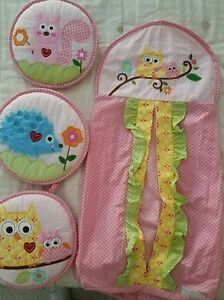 Happi Tree By Dena Diaper Stacker Amp Wall Decor Ebay