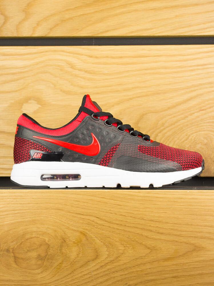 Nike Air Max Zero Essentiel University Red 12 Chaussures de sport pour hommes et femmes