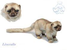 """Olinguito """"kitty bear"""" Plush Soft Toy by Hansa 6585"""