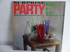 Surprise party Nous les garcons et les filles ROGER MORRIS JORDI COLL LDX DP4291