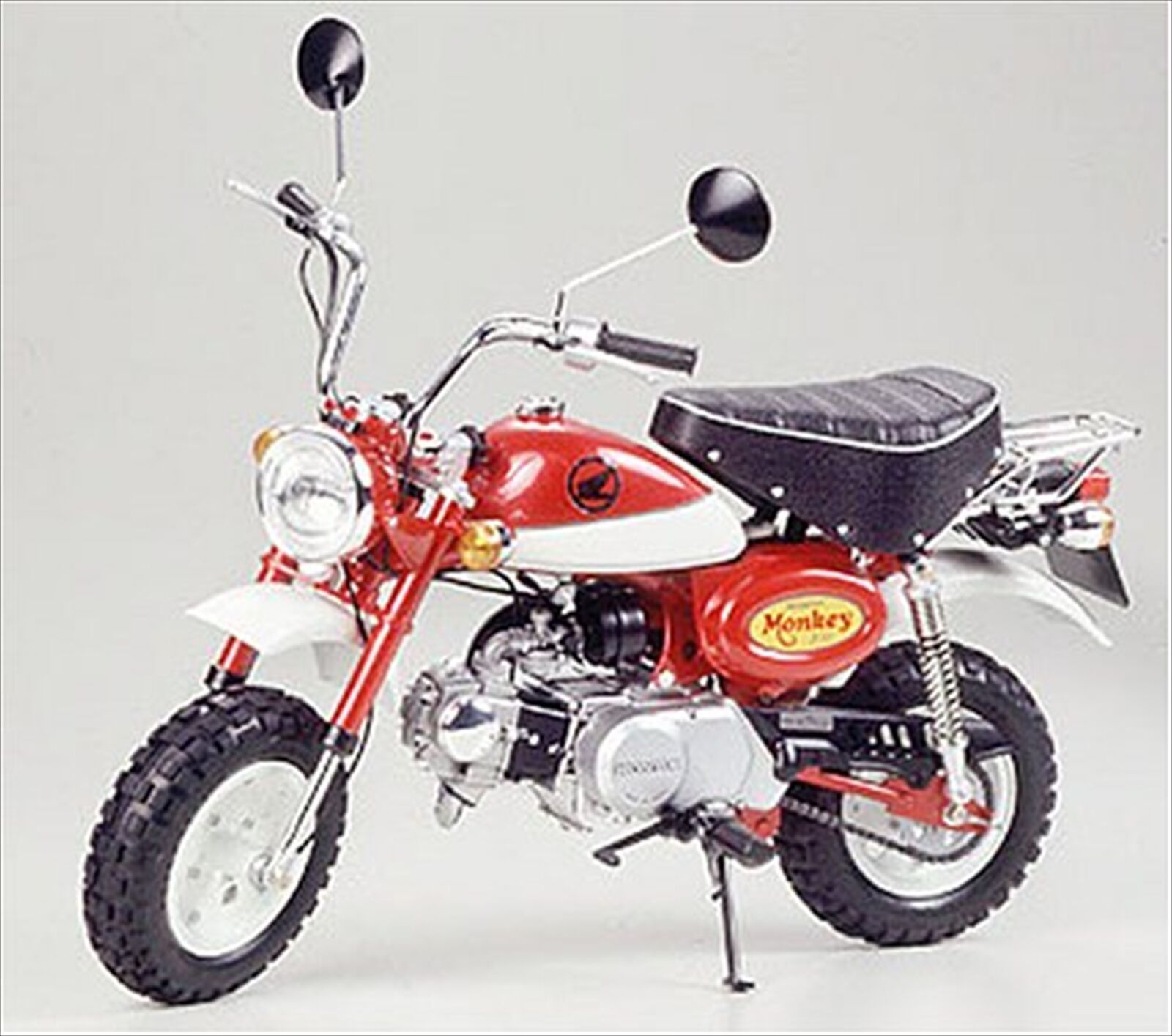 Tamiya No.30 Honda MONKEY 2000 ANNIVERSARY 1 6 Plastic Model Kit 16030