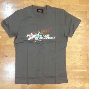 T-shirt-Fedez-paranoia-airline-Tg-M