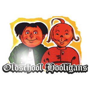 Details Zu Oldschool Hooligans Aufkleber Sticker Tuning Youngtimer Ratte Rockabilly Retro