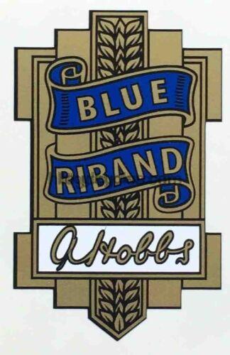 Hobbs Bleu Ruban Head//siège de transfert.