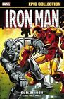 Iron Man Epic Collection : Duel of Iron by Peter B. Gillis (2016, Paperback)