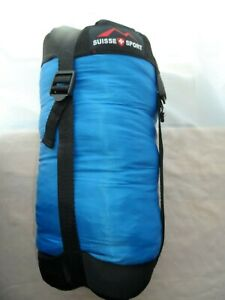 Suisse-Sport-Double-Layer-Quilt-Young-Adventurer-Camping-Sleeping-Bag