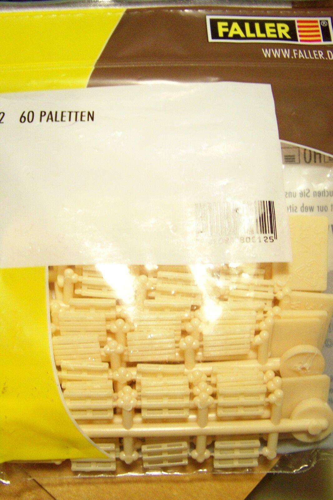 Faller 180612 H0 Paletten