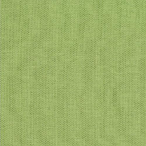 Moda Fabric Bella Solids Grass Sold Per 1//4 Metre Green Quilting Fabric