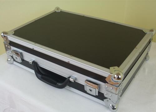 "17/"" Meßgerätekoffer Laptopkoffer Notebookkoffer LC-17A  64x48x13cm Koffer Case"