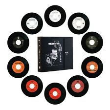 GET ON DOWN JUKEBOX BINDER (COMPLETE SET) (10 BLACK VINYL 7 INCHES)