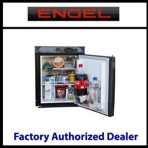 Engel Sr48f U1 Ac Dc Refrigerator Front Open 42qt Ebay
