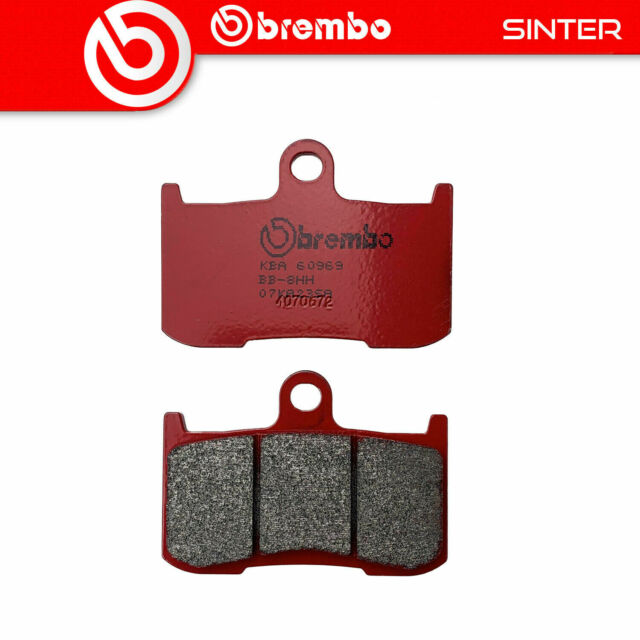Brake Pads BREMBO Sinter Front For Victory Jackpot 2010>2014