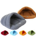 New Cute Pet Soft Warm Bed House Plush Cozy Nest Mat Pad Cushion Dog Puppy Cat