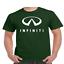 Infiniti-Logo-T-Shirt-Youth-and-Mens-Sizes thumbnail 9