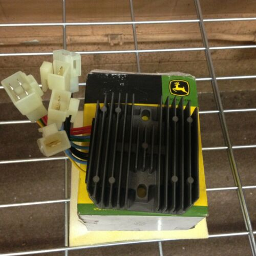 for Compact Utility Tractors Genuine John Deere OEM Voltage Regulator MIA881692